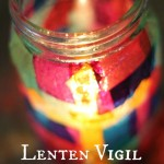 Lenten Candle