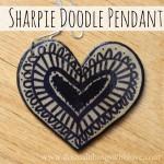 doodle pendant