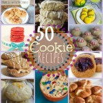 50 cookie recipes