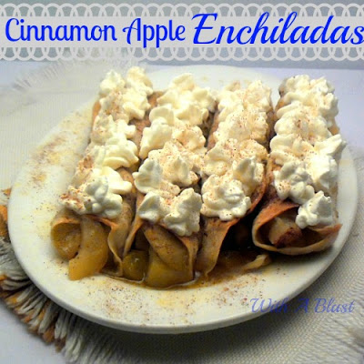 Cinnamon Apple Enchiladas1