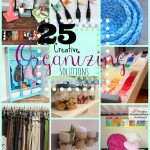 25 creative organizing solutions