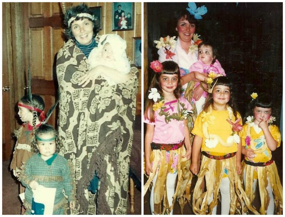 halloween collage 1