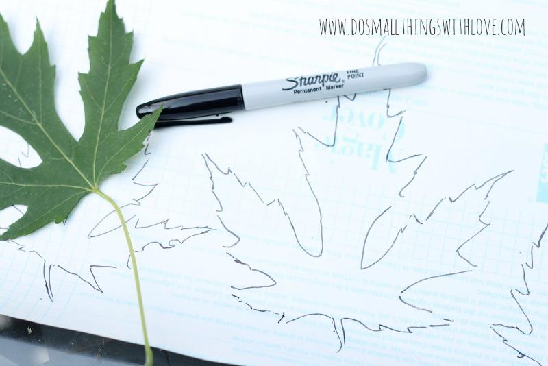 leaf stencil 2