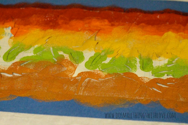 leaf stencil 5