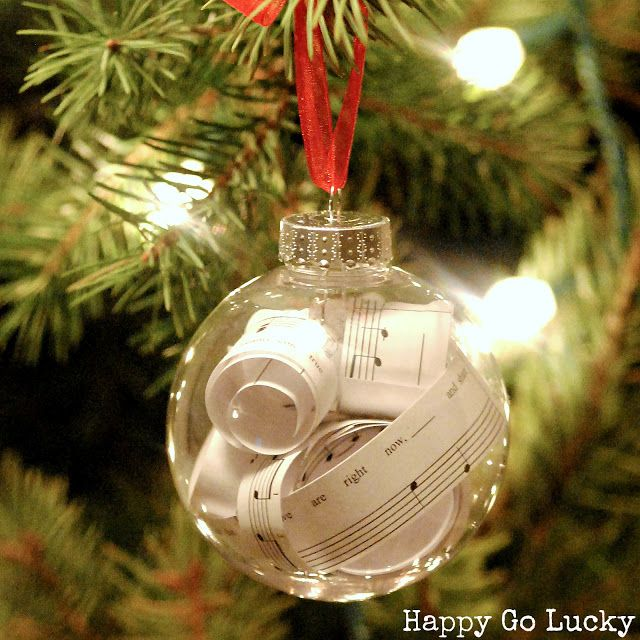 50 diy christmas ornaments  u2013 do small things with great love