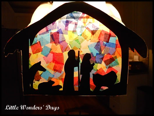 33 Nativity Crafts For Christmas Do Small Things With