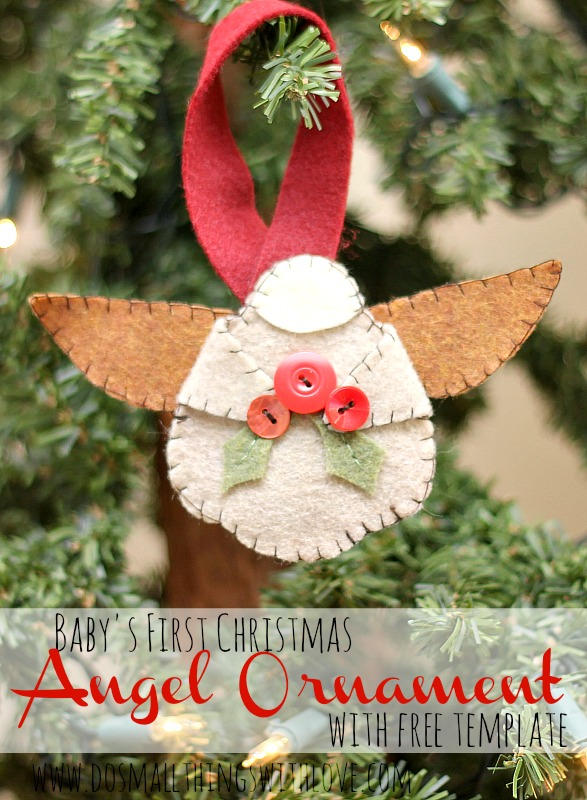 Pattern for felt angel images for Angel decoration template