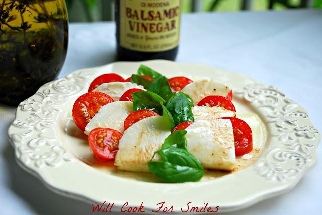Classic Caprese Salad edited