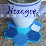 felt-hexagon-coaster