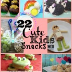 22 Cute Kids Snacks