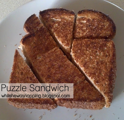 Puzzle Sandwich