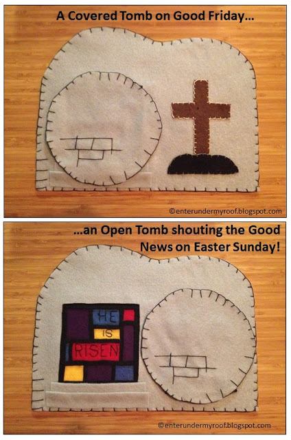 30 Christian Easter Crafts Do Small Things With Great Love