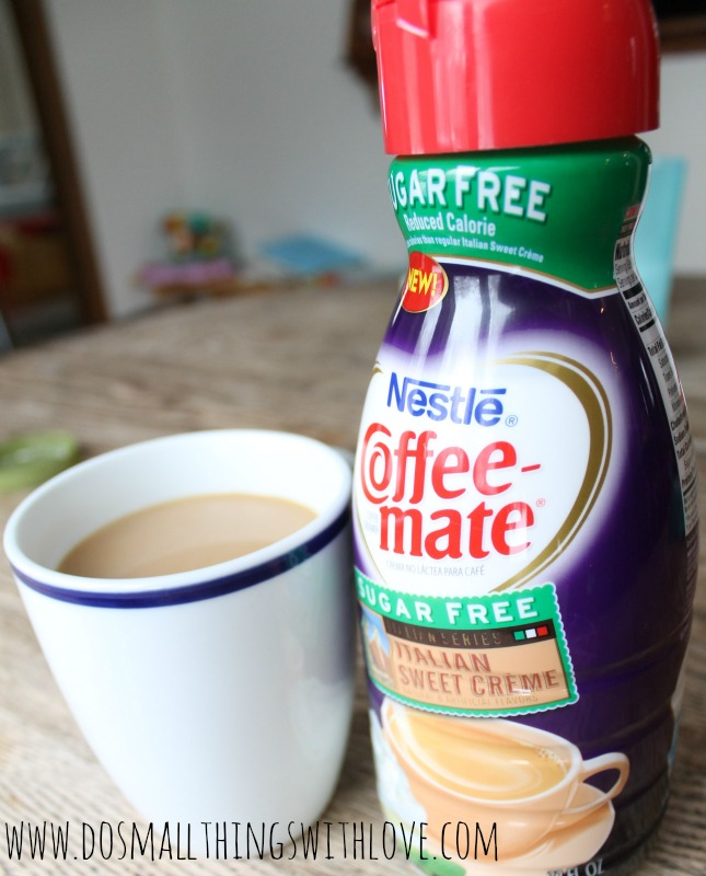 creamer sweet and creamy