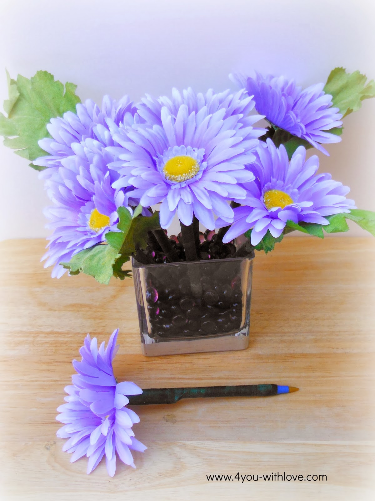 50 Flower Crafts For Spring Do Small Things With Great Love