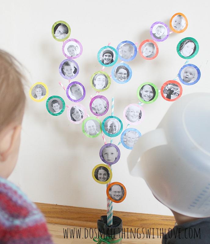 project kid family tree
