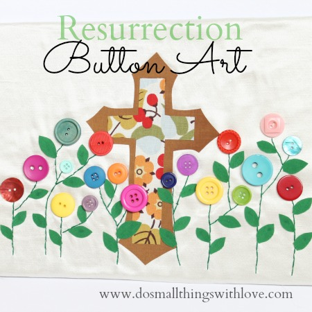 resurrection button art cover
