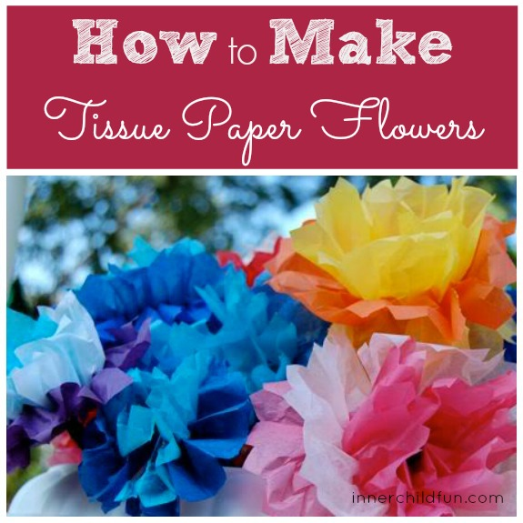 Perfect how to make easy tissue paper flowers composition top 50 flower crafts for spring do small things with great love mightylinksfo