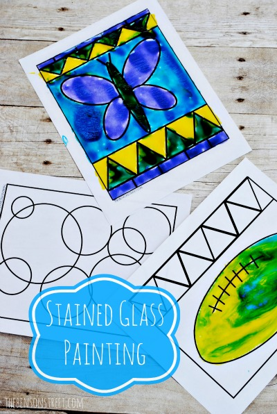 Kids-Stained-Glass-Painting-at-www.thebenesonstreet.com_