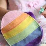 felt easter egg purse tutorial