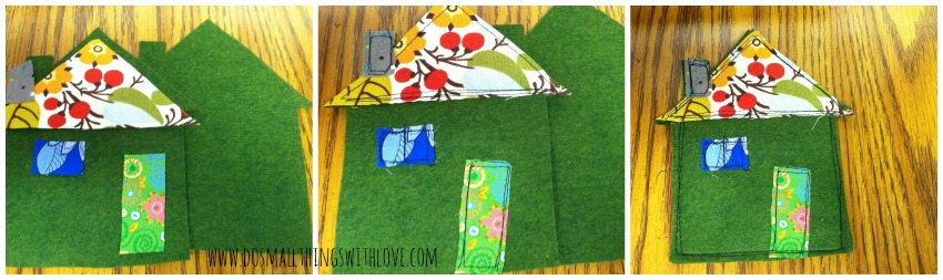 Adorable DIY Scrappy Home Coasters Tutorial - a cute gift idea! An inexpensive and easy craft!!