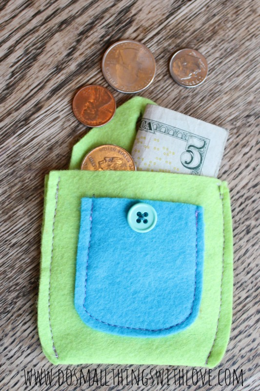 felt coin purse tutorial