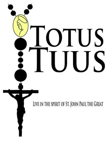totus tuus st. John Paul the Great Cell phone wallpaper blog