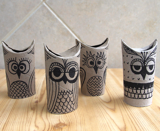 51 Toilet Paper Roll Crafts Do Small Things With Great Love