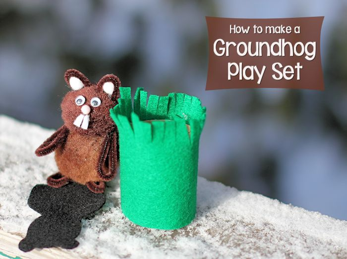 How-to-Make-a-Groundhog-Play-Set