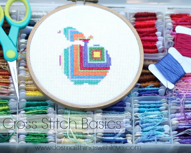 The Basics of Cross Stitch