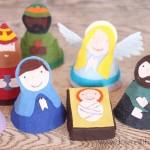 kid's nativity 2