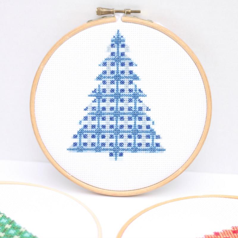 Felt Christmas Tree Pattern