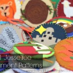 31 jesse tree ornament patterns instant download