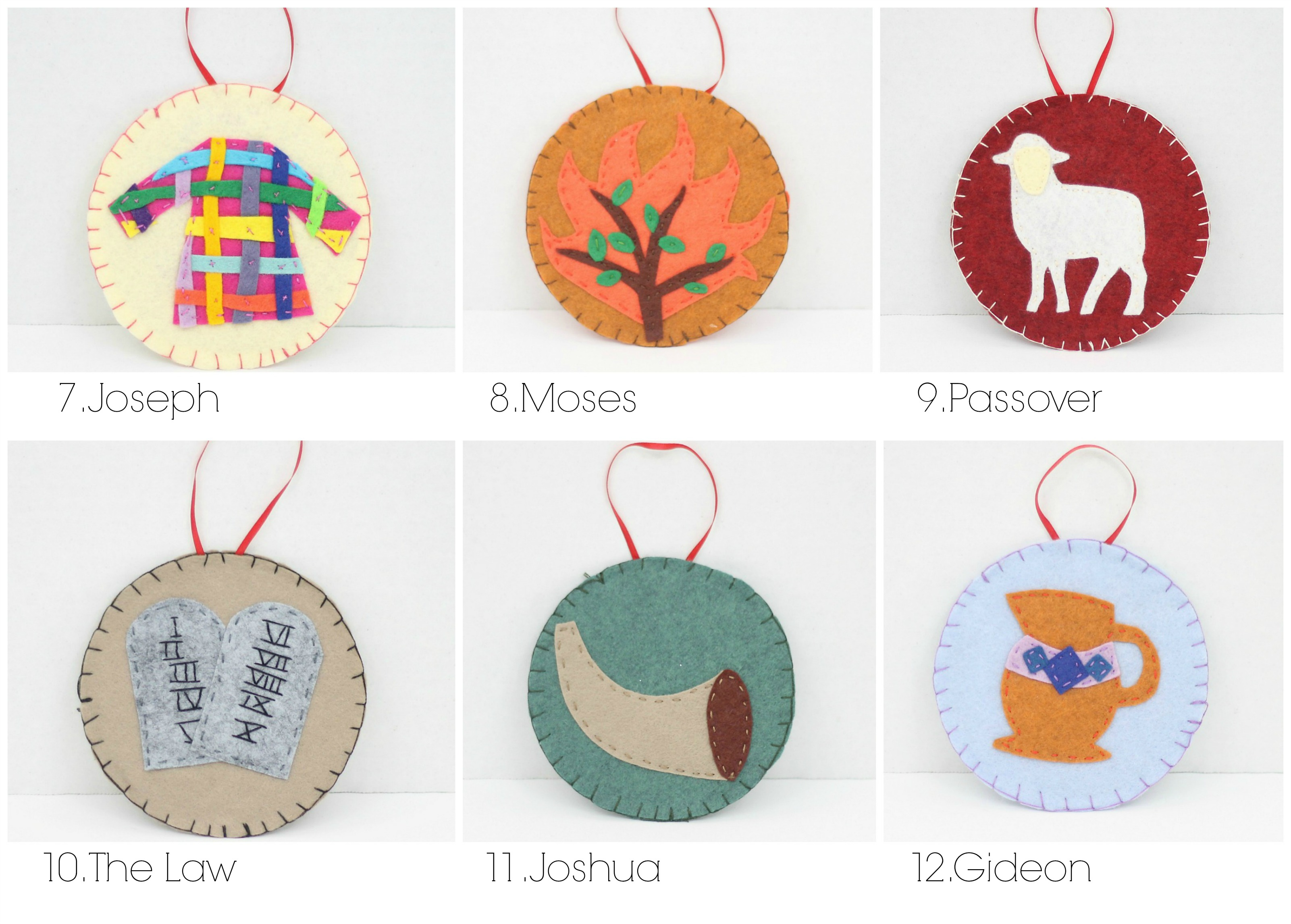 jesse tree ornament templates - 31 jesse tree ornaments patterns do small things with