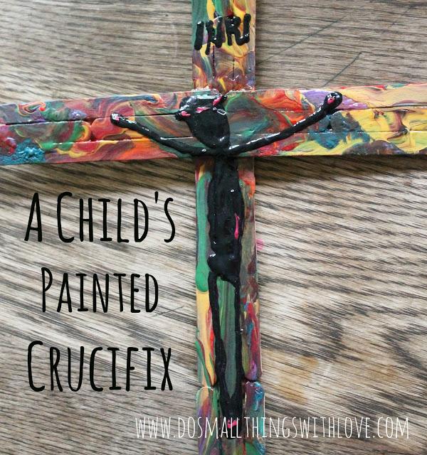 crucifix cover
