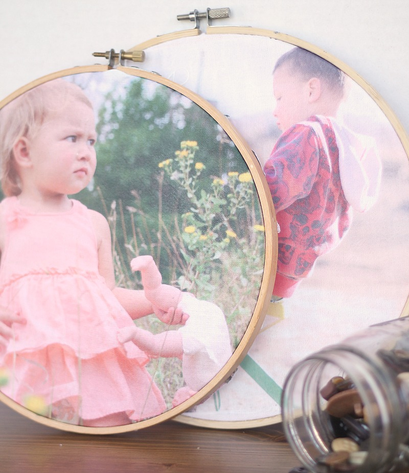 Easiest DIY Photo Canvases EVER and cheapest!