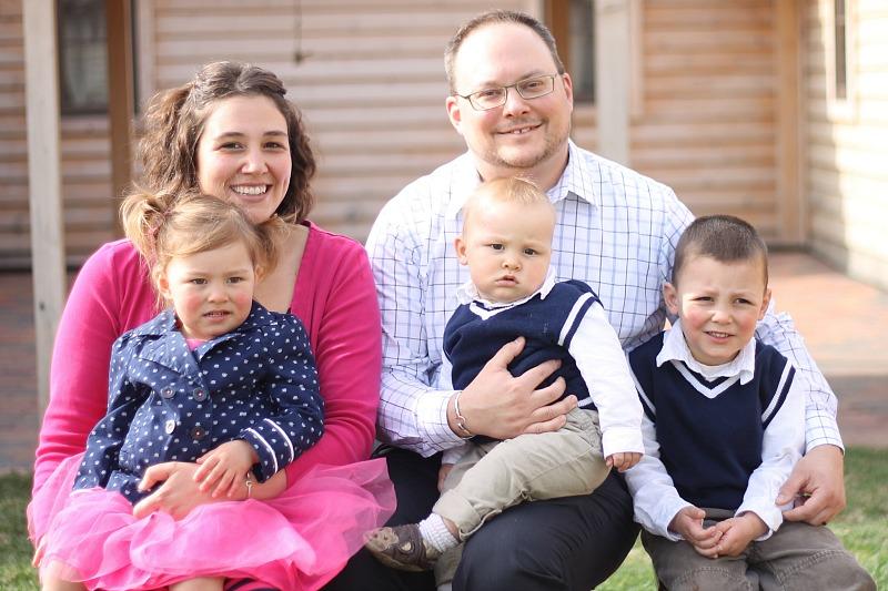 Easter Family 2