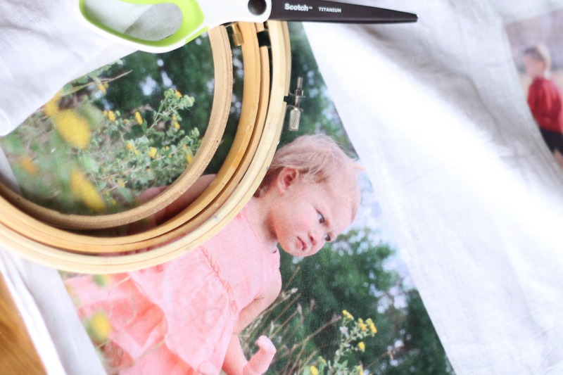 Easy Photo Canvases Tutorial