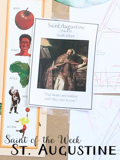 St. Augustine for A