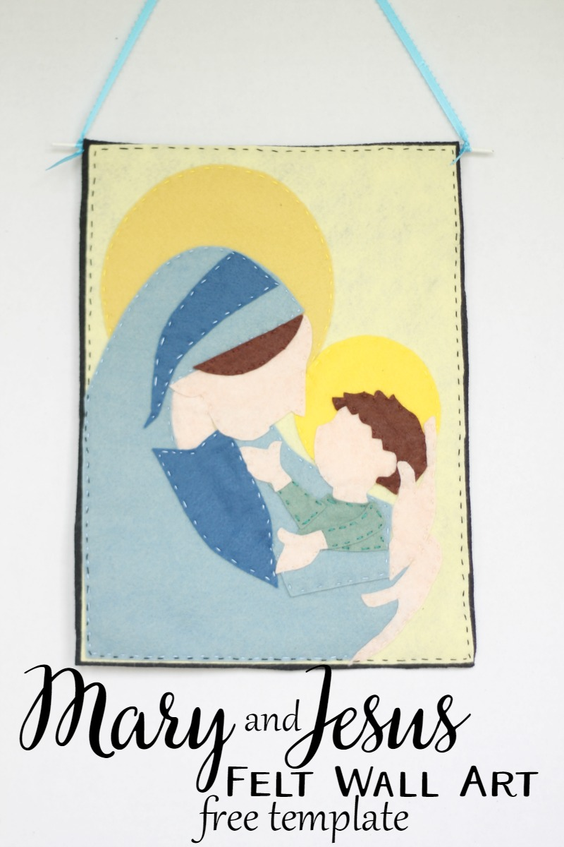 31 Crafts for Mary – Do Small Things with Great Love