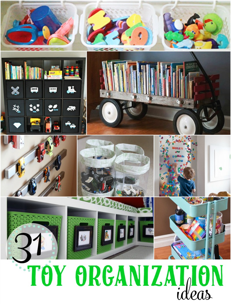 Toys Storage Ideas For Boys : Toy organization ideas do small things with great love