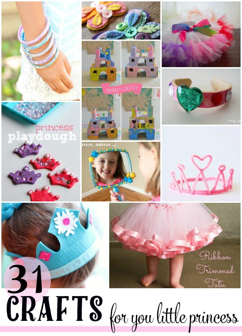 31 Princess Crafts Catholic Sprouts