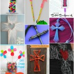 48 crafts that celebrate the cross