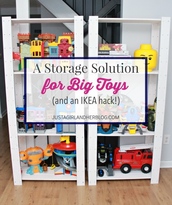 31 toy organization ideas do small things with great love for Large toy box ikea