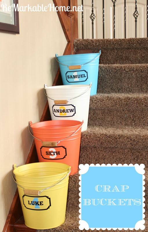 {ReMarkableHome.net} Crap Buckets for your kids' crap_thumb[3]