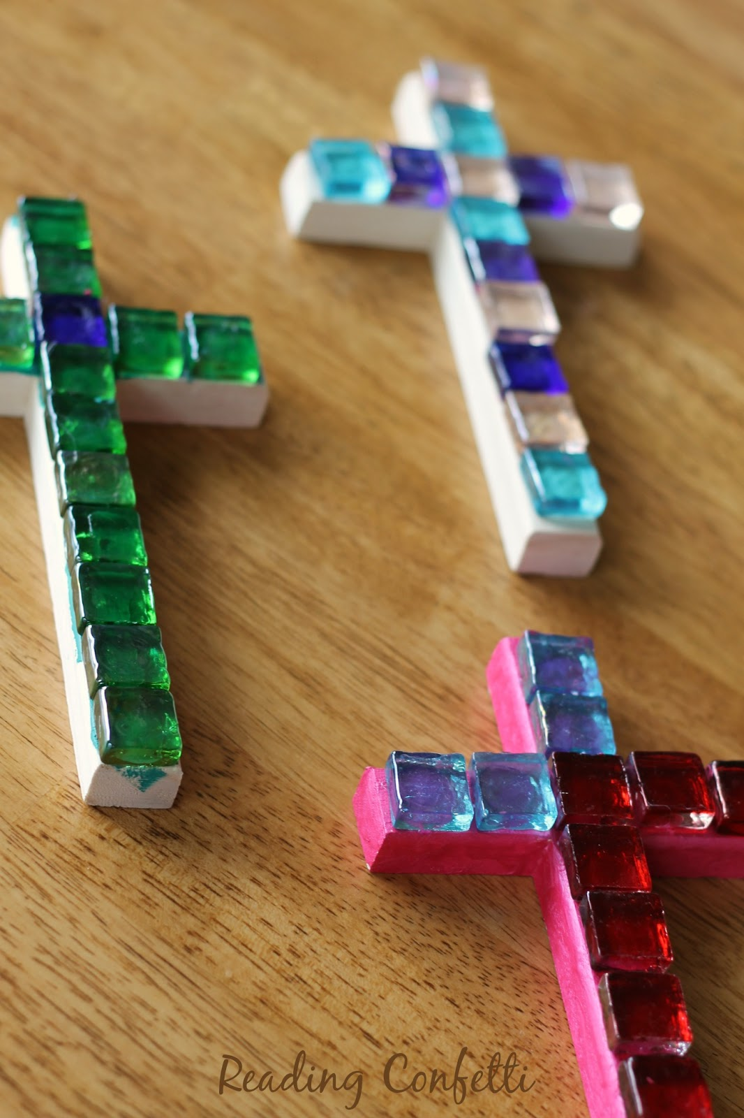 49 crafts the celebrate the cross do small things with for Cheap wooden crosses for crafts