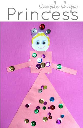 shape-princess-craft-for-kids-2