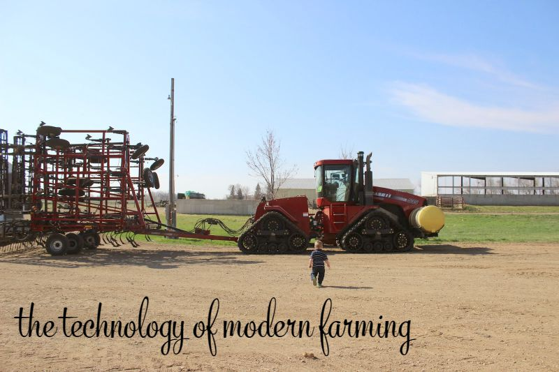 8 the technology of modern farming