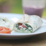 spinach and feta wrap recipes