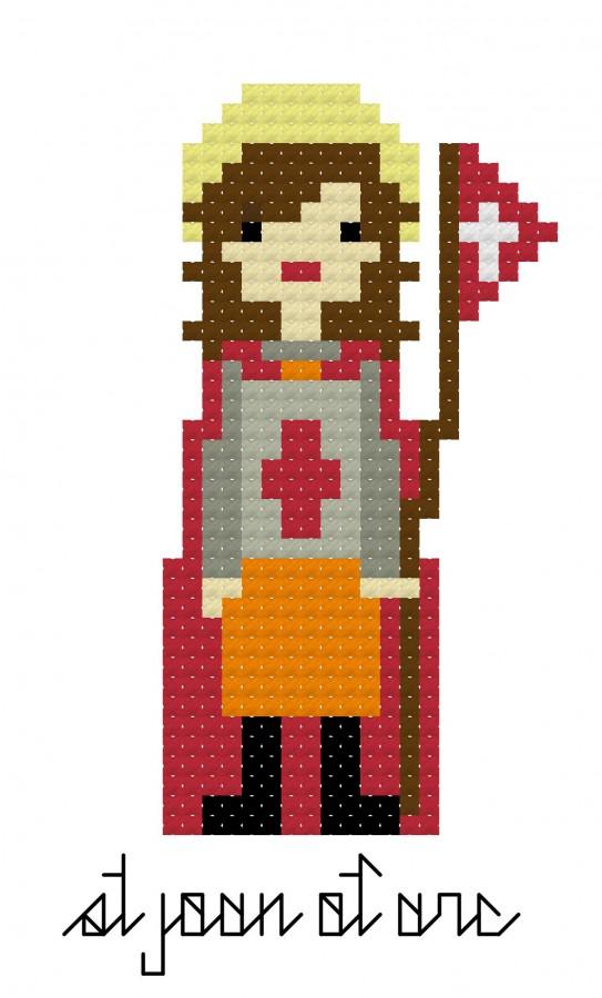 St. Joan of Arc
