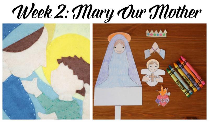 Mary Week 2